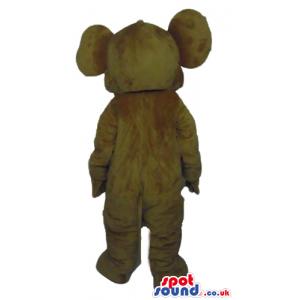 Mascot costume of jerry mouse - Custom Mascots