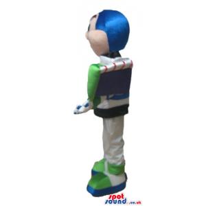 Mascot costume of buzz lightyear - Custom Mascots