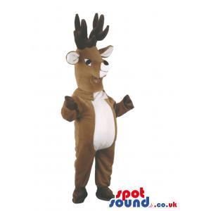 Reindeer mascot to your house this christmas season - Custom