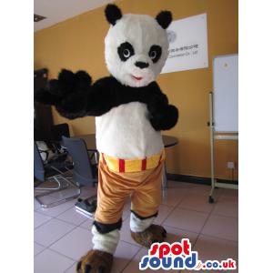 Kung Fu Panda Movie Popular Character Plush Mascot - Custom
