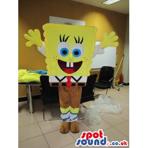Sponge Bob Square Pants Cartoon Tv Series Character - Custom