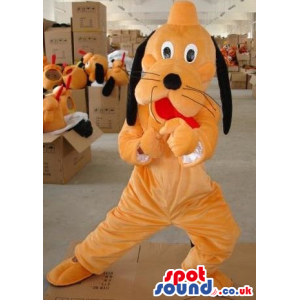 Popular Pluto It Dog Animal Cartoon Disney Character Mascot -
