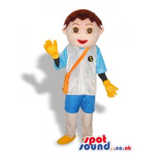 Dora The Explorer Children'S Cartoon Tv Series Boy Character -