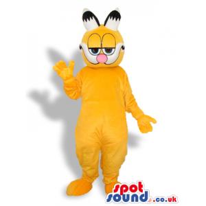 Garfield It Cat Popular Cartoon Character Plush Mascot - Custom