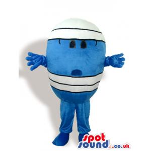 Mr. Men Children'S Books Mr. Bump Character Mascot - Custom