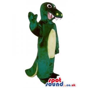 Green Dragon Children Size Plush Costume Or Disguise - Custom
