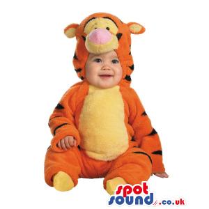 Adorable Winnie The Pooh Tiger Plush Baby Size Costume - Custom