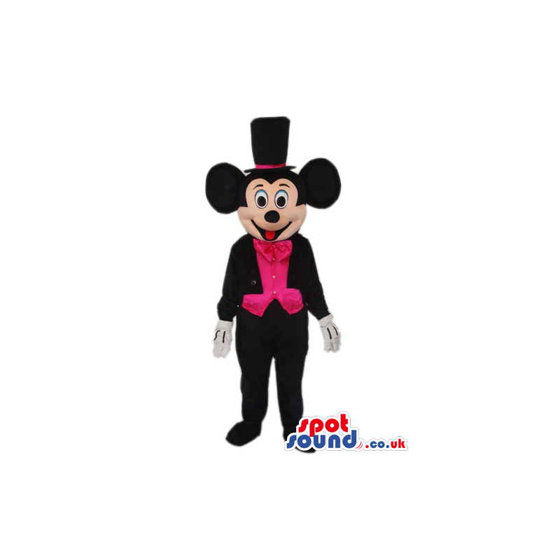 Mouse Disney Character Is Available Now With Pink Elegant
