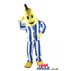 Cool Popular Bananas In Pajamas Character Plush Mascot - Custom