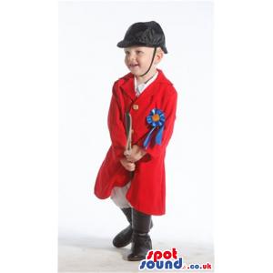 Cute Horse-Rider Garments Baby Size Funny Costume - Custom