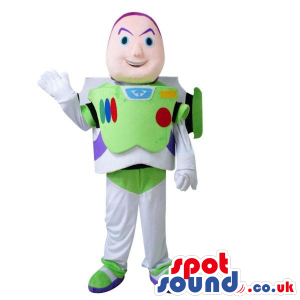 Cute Buzz Lightyear Toy Story Character Plush Mascot - Custom