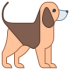Domestic animal mascots