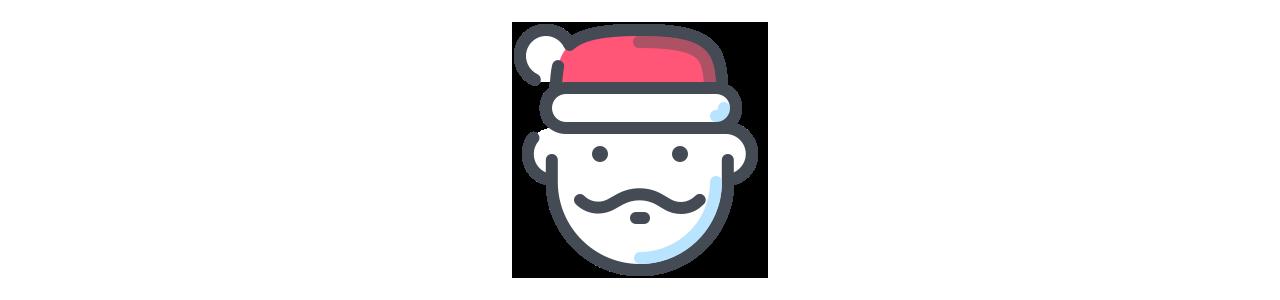 Buy Mascots - SPOTSOUND UK -  Christmas mascots