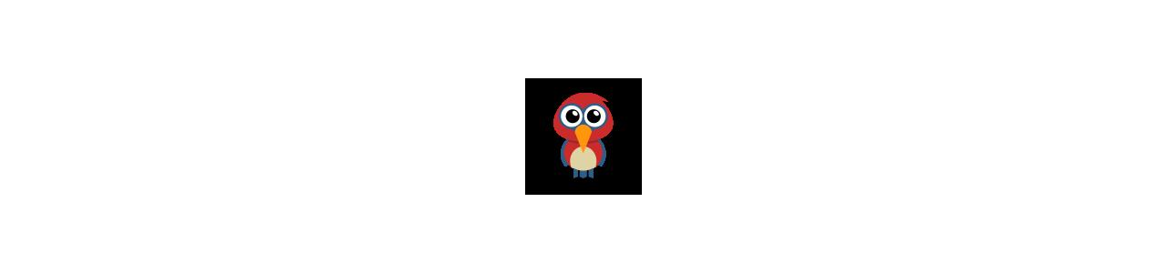 Buy Mascots - SPOTSOUND UK -  Mascot of birds