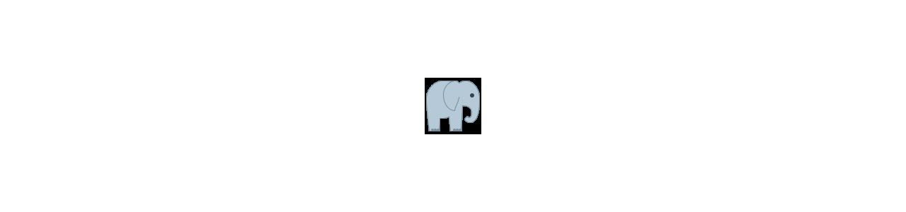 Buy Mascots - SPOTSOUND UK -  Elephant mascots