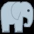 Elephant mascots