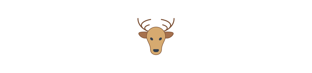 Buy Mascots - SPOTSOUND UK -  Mascots stag and doe