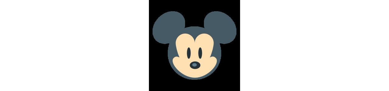 Buy Mascots - SPOTSOUND UK -  Mickey Mouse mascots