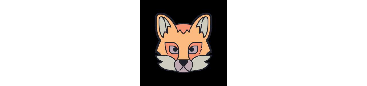 Buy Mascots - SPOTSOUND UK -  Mascots Fox