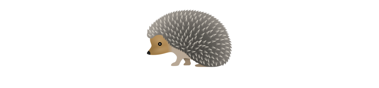 Buy Mascots - SPOTSOUND UK -  Mascots Hedgehog