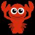 Mascots lobster