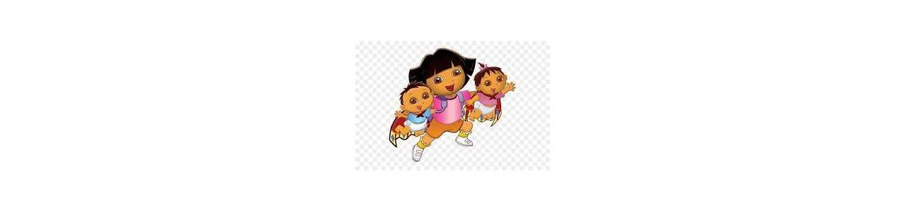 Buy Mascots - SPOTSOUND UK -  Mascots Dora and