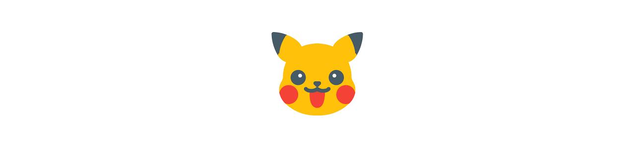 Buy Mascots - SPOTSOUND UK -  Pokémon mascots