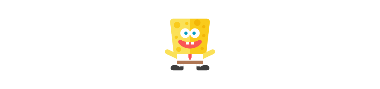 Buy Mascots - SPOTSOUND UK -  Mascots Sponge Bob