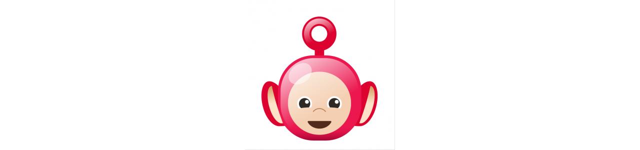 Buy Mascots - SPOTSOUND UK -  Mascots Teletubbies
