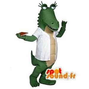 Mascotte du jour chez SPOTSOUND: Mascotte de crocodile vert - Costume de crocodile . Découvrez les mascottes @spotsound_mascots #mascotte #mascottes #marketing #costume #spotsound #personalisé #streetmarketing #guerillamarketing #publicité . Lien: https://www.spotsound.fr/fr/3016-mascotte-de-crocodile-vert-costume-de-crocodile.html