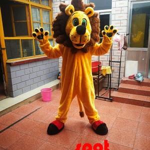 🦁 Grrrr our lion mascot is ready to be shipped ! 🦁 #mascot #mascota #mascots #mascotas #mascote #mascotte #mascotasfelices #lion #liongmahdesign #lionbaricecream #lionprint #liongru #lionsbearlakecamp #lionpuppy #liontinnamamurah #LionsDeLaTeranga #lionportrait #lionup #lionelthechihuahua #lionelrichiefan #lionwalks #lionmentality #lionscut  #lionkingtv #lioncap #LionForLife #lionclothing #liondraw
