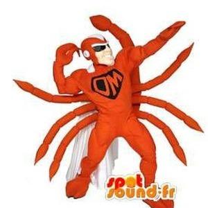 Mascotte du jour chez SPOTSOUND: Mascotte de scorpion super héros - Déguisement de scorpion . Découvrez les mascottes @spotsound_mascots #mascotte #mascottes #marketing #costume #spotsound #personalisé #streetmarketing #guerillamarketing #publicité . Lien: https://www.spotsound.fr/fr/2943-mascotte-de-scorpion-super-héros-déguisement-de-scorpion.html