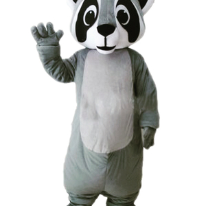 So cute ! Raccoon cartoon character animal mascot 😍 Available  #mascot #mascotte #racoon #cute #animal #funny #disguise #deguisement #event #party #canada #montreal #france #cartoon #birthday #child #mascota #beauty #love #forest #instagood