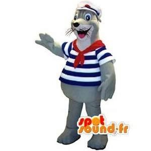 Mascotte du jour chez SPOTSOUND: Mascotte d'otarie habillée en tenue de marin - Costume de phoque . Découvrez les mascottes @spotsound_mascots #mascotte #mascottes #marketing #costume #spotsound #personalisé #streetmarketing #guerillamarketing #publicité . Lien: https://www.spotsound.fr/fr/2942-mascotte-d-otarie-habillée-en-tenue-de-marin-costume-de-phoque-par-spotsound-france-mascottes-phoque.html