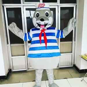 Spring is coming ! Thanks to #ADP for the deal 🤗😛 #mascots #seal #customized #mascots #costumes #spotsound #brand