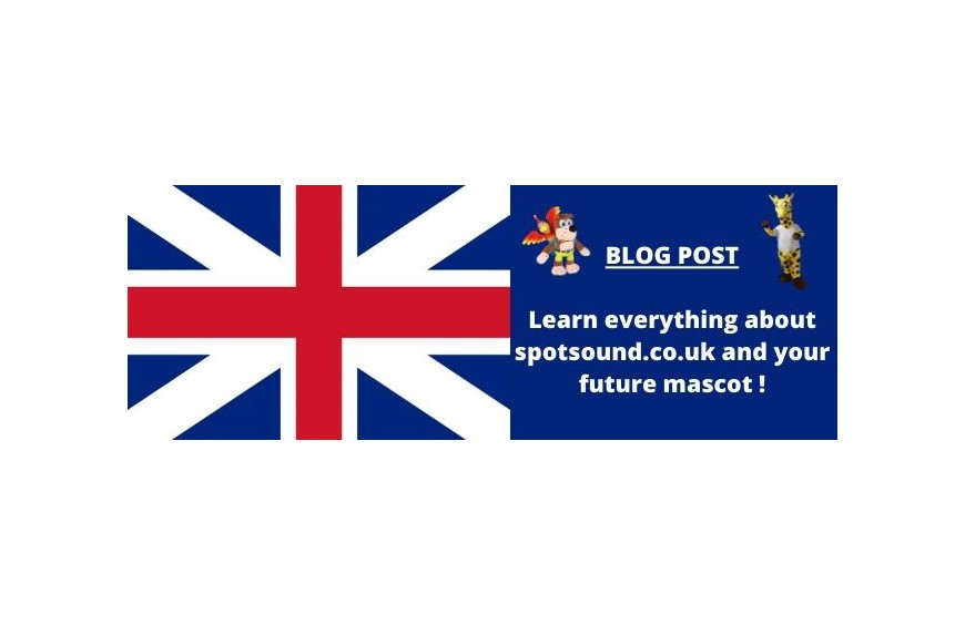Discover our mascot youtube channel from UK